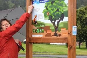 Pojďte z Vrbna do Karlovic. Nová interaktivní stezka představí řeku Opavu - Šumperský a jesenický deník