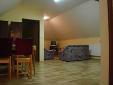 Apartmány uAlči