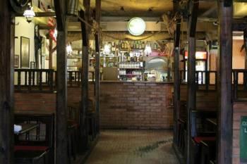 Western Bar – café