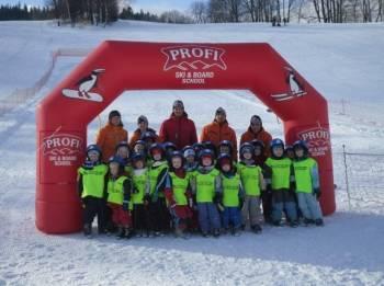 Profi Ski & Board School - SKI areál Filipovice