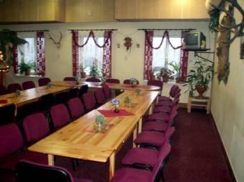 Restaurace Penzionu Zálesí