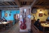 Restaurace Horského hotelu Skiland