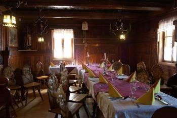 Restaurace Penzionu Rejvíz