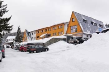 Resataurace Horského hotelu Brans