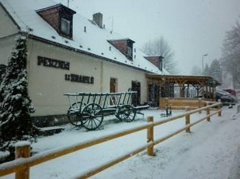 Restaurace Penzionu u Hrdinů