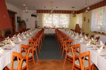 Restaurace Rekreačního střediska Bozeňov