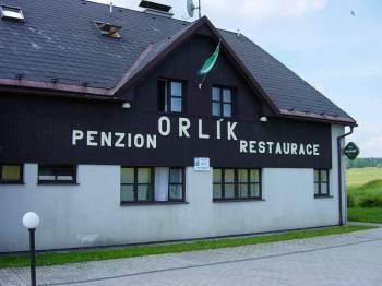 Restaurace Penzionu Orlík