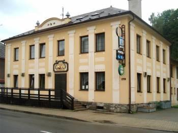 Restaurace a penzion Formanka