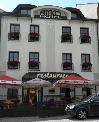 Restaurace Hotelu Amco