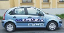 Modrá autoškola