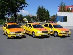 Taxi - Jana Pražáková