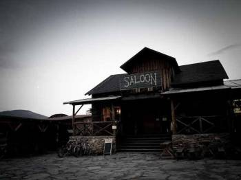 Steak Saloon - Ranč Orel