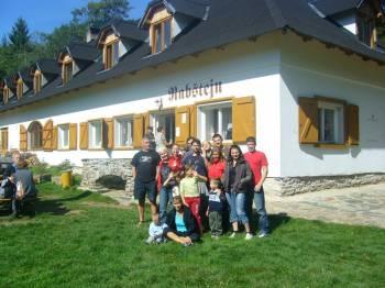 Restaurace Horské chaty Rabštejn