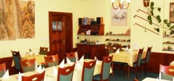Restaurace Hotelu Minerál