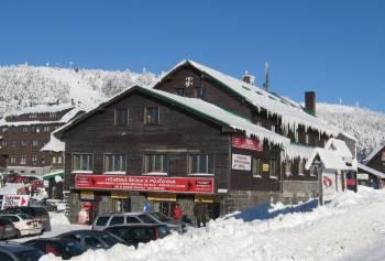 Restaurace - Chata Červenohorské sedlo