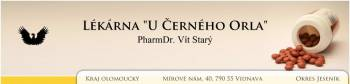 Lékárna U černého orla - PharmDr.Vít Starý