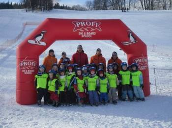 Profi Ski & Board School - SKI areál Ostružná