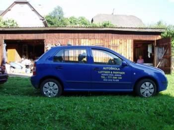 Autoškola - Luttner a partner