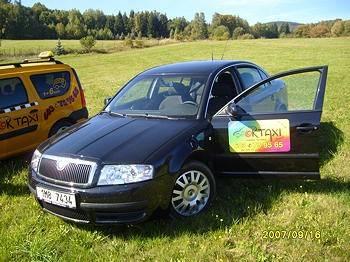 Taxi Ok - Jiří Fanta
