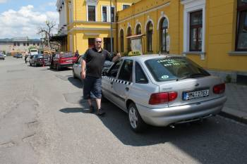 Central Taxi - Vladimír Kranich