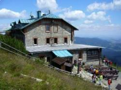 Restaurace - Chata Jiřího na Šeráku