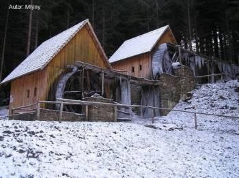 Zlatorudné mlýny
