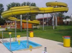 Koupaliště Aquacentrum Šumperk