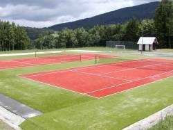 Tenis-Bohemaland Zlaté Hory