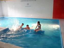Krytý bazén Relax Domašov