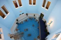 Krytý bazén s termální vodou-Velké Losiny