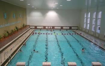 Krytý bazén Břidličná