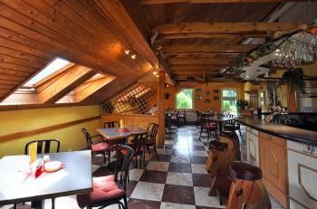 Restaurace ČS Agip - Bukovice