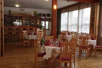 Restaurace hotelu Zlatý chlum