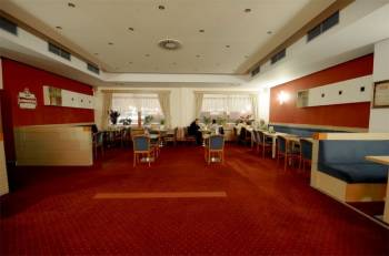 Restaurace Comfort hotelu Slovan