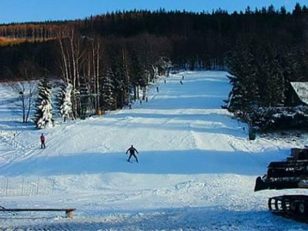 Skiareál Ludvíkov