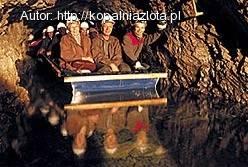 Zlatý důl ve Złotém Stoku