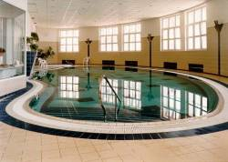 Krytý bazén Lázně Jeseník