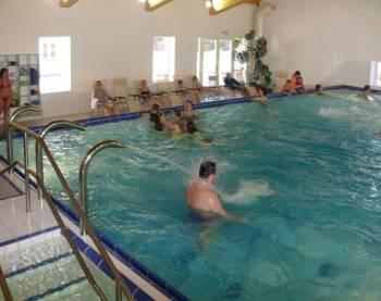 Bazénový komplex Karlova Studánka