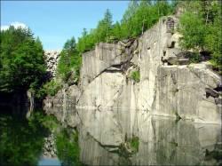 Rampa - Černá Voda