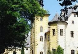Zámek Janovice Rýmařov