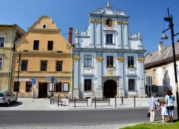 Městské muzeum Zlaté Hory