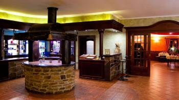 Pension restaurant Bobrovník