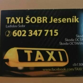 Taxi - Ladislav Šobr