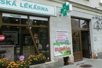 Lázeňská lékárna, s.r.o.