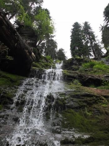 Vysoký vodopád
