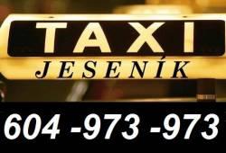 Taxi Jeseník