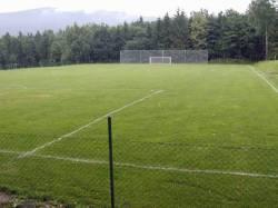 Fotbalové hřiště Bohemaland Zlaté Hory