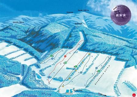 Ski centrum MIroslav