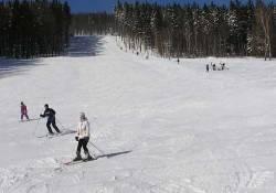 Ski areál Šindelná