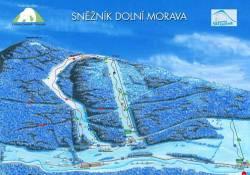 Ski centrum Sněžník - Dolní Morava